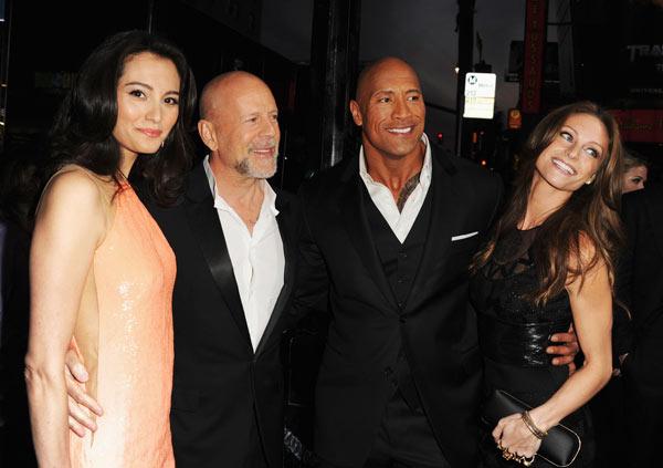 G.I. Joe: Retaliation' Premieres in Hollywood