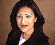 monita rajpal portrait